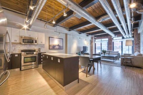 FEATURED LISTING: 220 43 Hanna Avenue Toronto