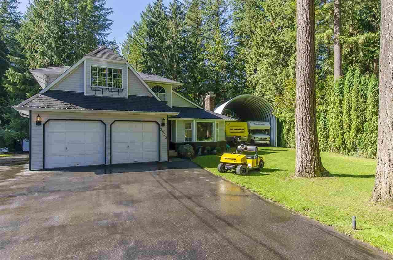 FEATURED LISTING: 3833 KAREN Drive Cultus Lake