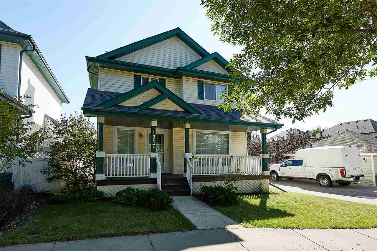 FEATURED LISTING: 1947 TOMLINSON Crescent Edmonton
