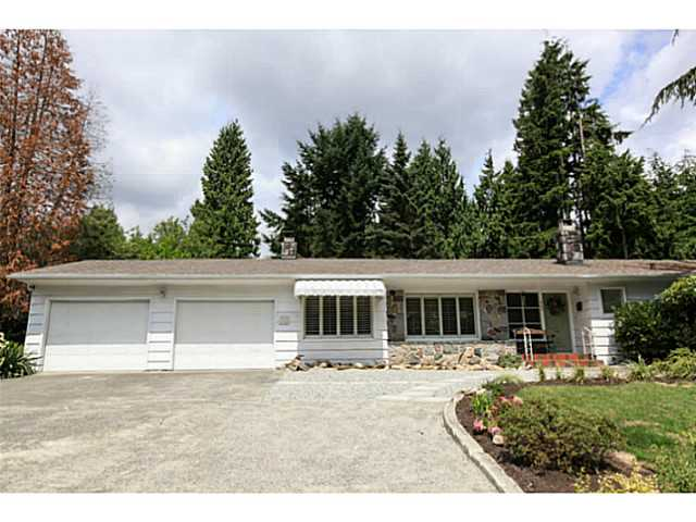 Main Photo: 545 Mathers Ave in West Vancouver: British Properties House for sale : MLS® # V1135210