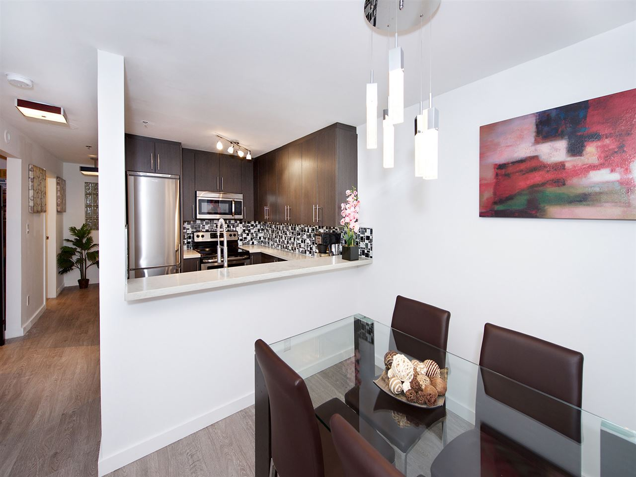 Photo 7: 207 1465 COMOX STREET in Vancouver: West End VW Condo for sale (Vancouver West)  : MLS(r) # R2024122