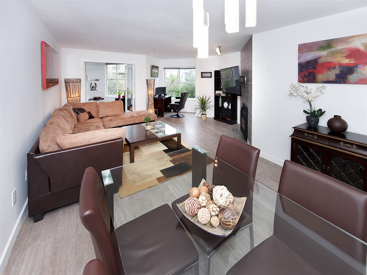 Photo 6: 207 1465 COMOX STREET in Vancouver: West End VW Condo for sale (Vancouver West)  : MLS(r) # R2024122