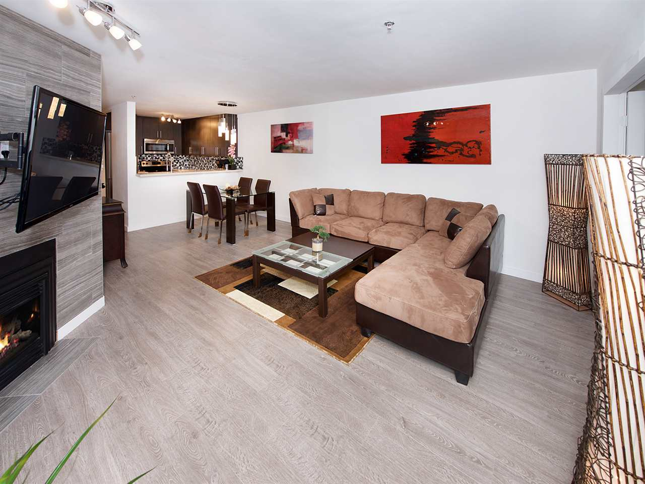 Photo 4: 207 1465 COMOX STREET in Vancouver: West End VW Condo for sale (Vancouver West)  : MLS(r) # R2024122