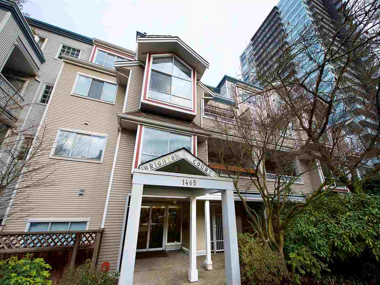 Photo 2: 207 1465 COMOX STREET in Vancouver: West End VW Condo for sale (Vancouver West)  : MLS(r) # R2024122