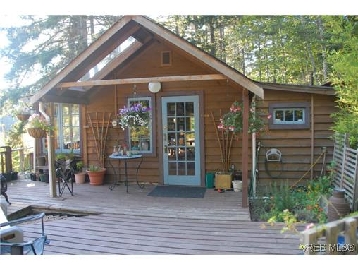 Main Photo: 367 Cusheon Lake Road in SALT SPRING ISLAND: GI Salt Spring Single Family Detached for sale (Gulf Islands)  : MLS®# 317415