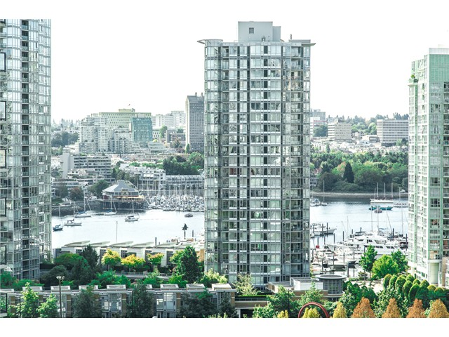 Main Photo: # 1811 928 BEATTY ST in Vancouver: Yaletown Condo for sale (Vancouver West)  : MLS® # V1084706