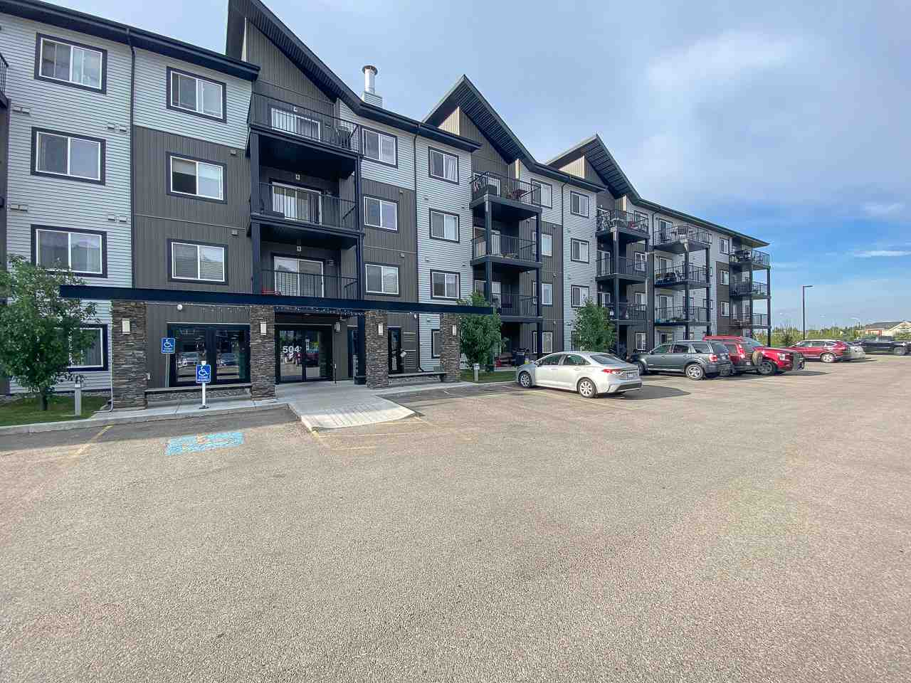 FEATURED LISTING: 327 - 504 ALBANY Way Edmonton