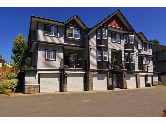 Main Photo: # 5 31235 UPPER MACLURE RD in Abbotsford: Abbotsford West Townhouse for sale : MLS®# F1400111
