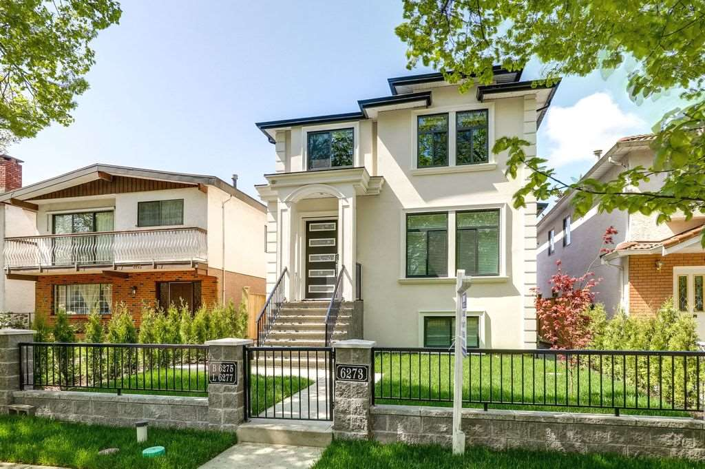 FEATURED LISTING: 6273 ST. CATHERINES Street Vancouver