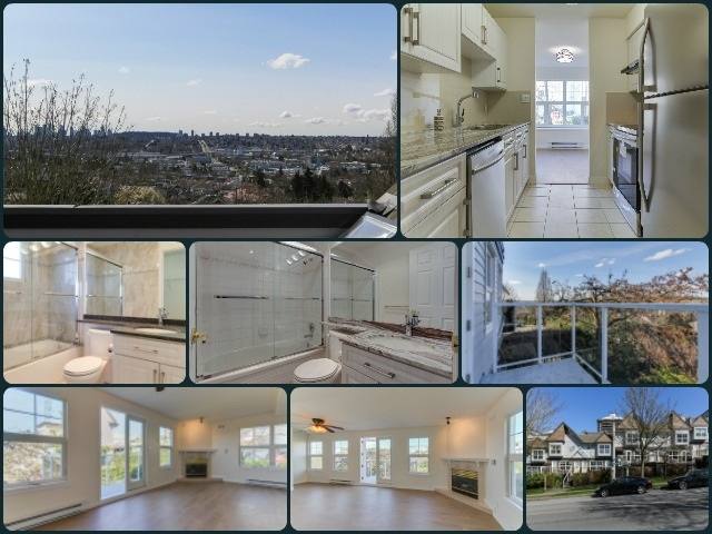 Main Photo: 302 3787 PENDER STREET in Burnaby: Willingdon Heights Condo for sale (Burnaby North)  : MLS® # R2155660