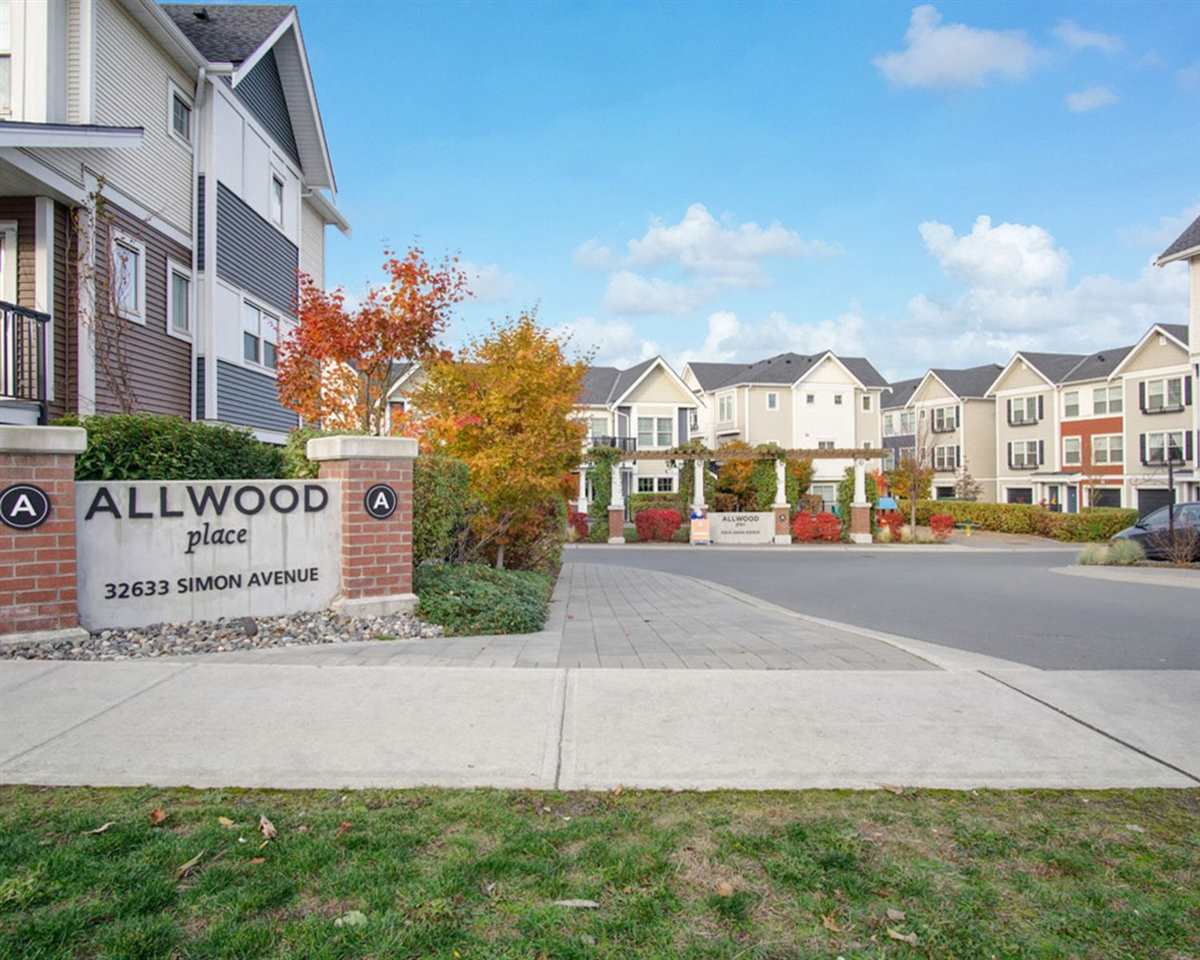 FEATURED LISTING: 41 - 32633 SIMON Avenue Abbotsford