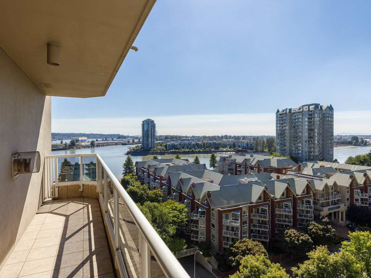 FEATURED LISTING: 1203 - 1185 QUAYSIDE Drive New Westminster