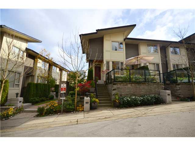 "Main Photo: 58 9229 UNIVERSITY Crescent in Burnaby: Simon Fraser Univer. Townhouse for sale in ""SERENITY"" (Burnaby North)  : MLS® # V958888"