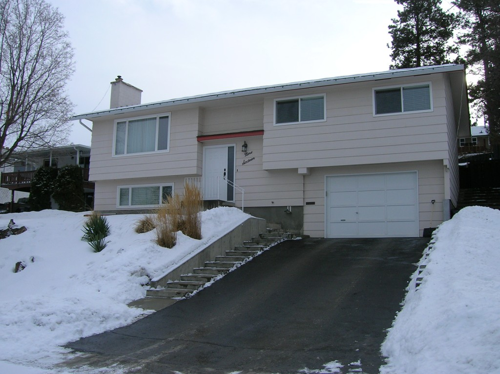 Main Photo: 916 Gleneagles Drive in Kamloops: Sa-Hali House for sale : MLS® # 120747