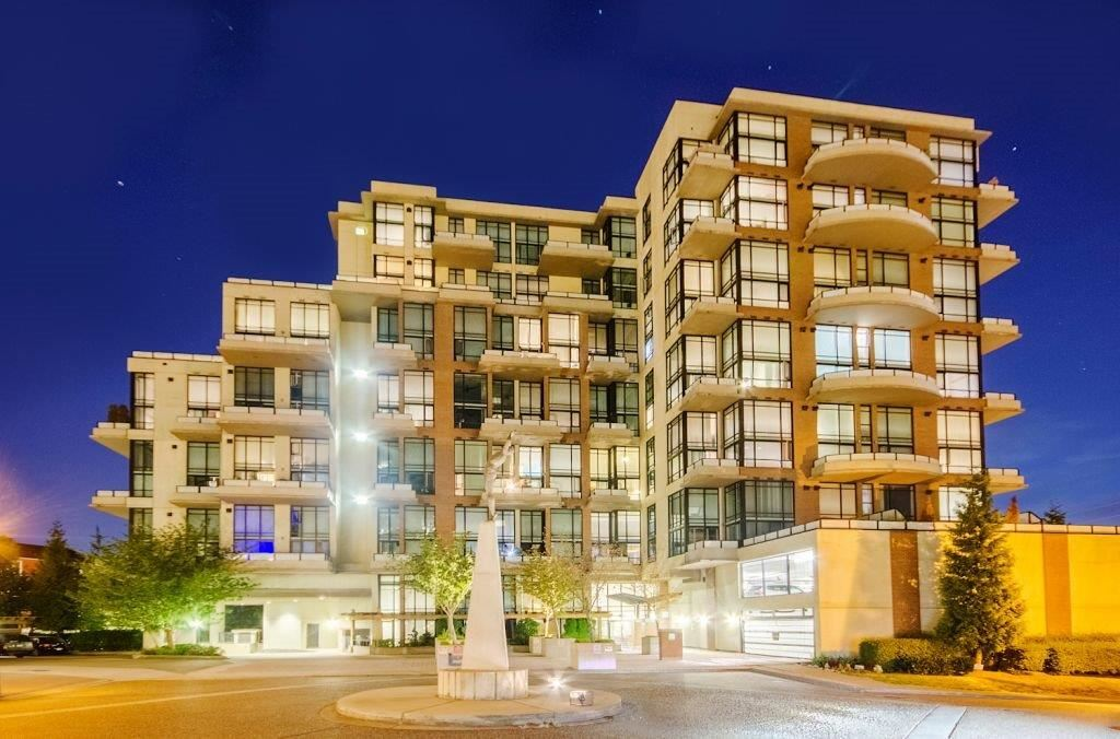 Main Photo: 508 10 RENAISSANCE SQUARE in New Westminster: Quay Condo for sale : MLS® # R2120338