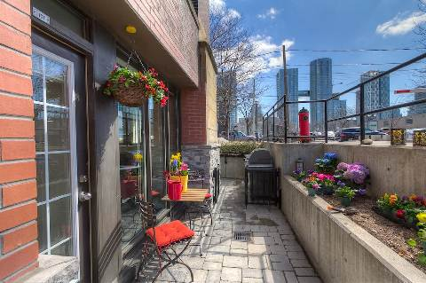 Photo 7: 436 Wellington St W Unit #101 in Toronto: Waterfront Communities C1 Condo for sale (Toronto C01)  : MLS® # C2866112
