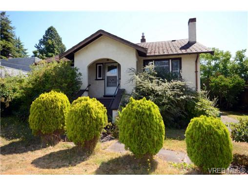 Main Photo: 3309 Quadra Street in VICTORIA: SE Quadra Residential for sale (Saanich East)  : MLS® # 340579