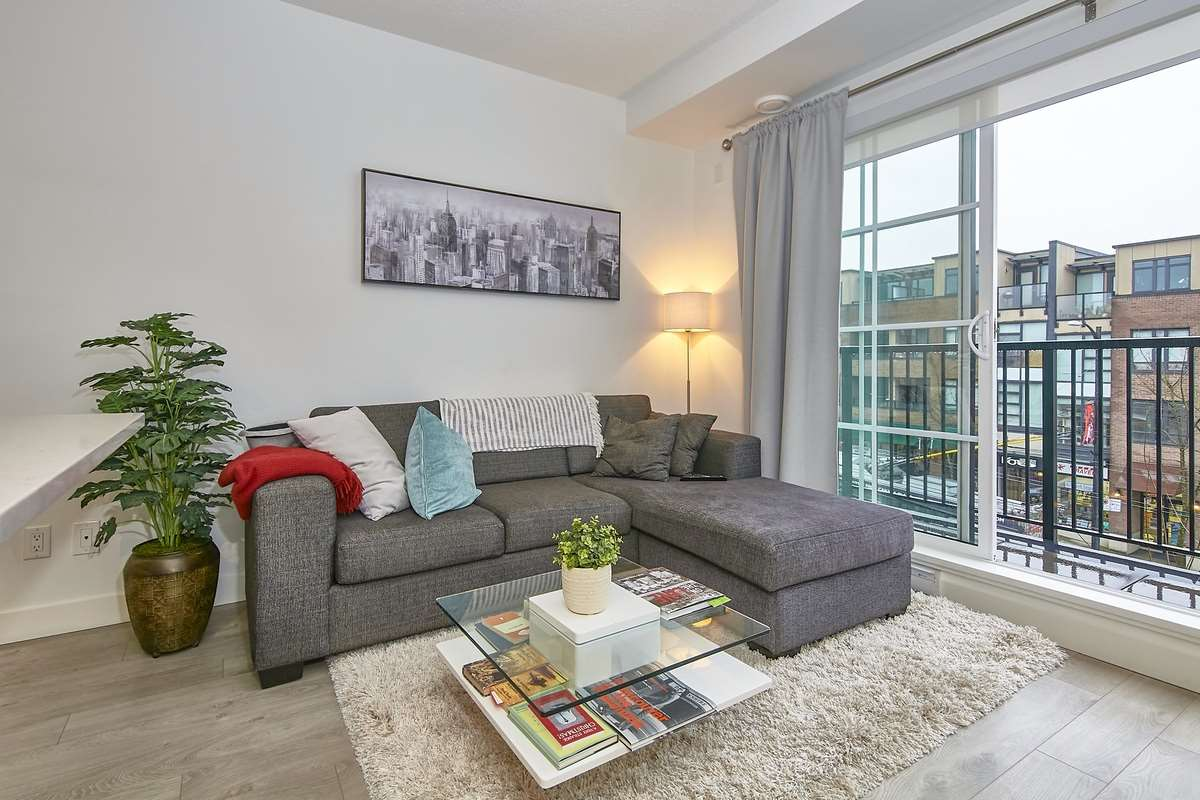 FEATURED LISTING: 303 2141 HASTINGS Street East Vancouver