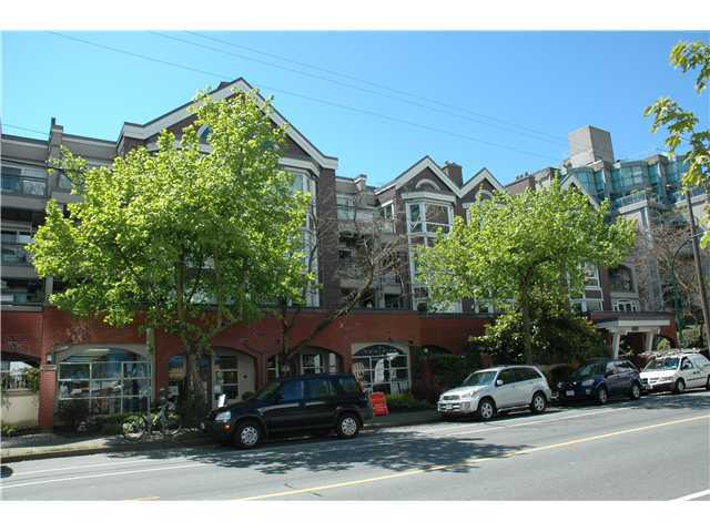 Main Photo: 317 1728 Alberni Street in Vancouver: Downtown VW Condo for sale (Vancouver West)  : MLS® # v1062680