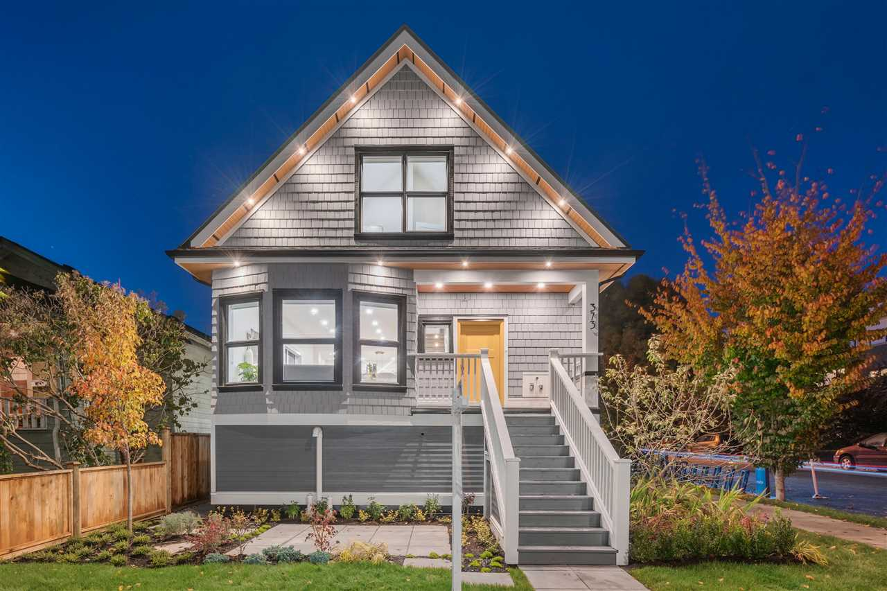 FEATURED LISTING: 373 16TH Avenue East Vancouver