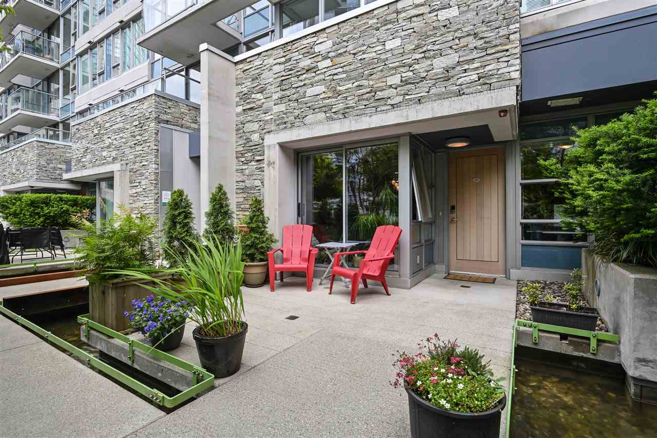 FEATURED LISTING: 202 - 633 ABBOTT Street Vancouver
