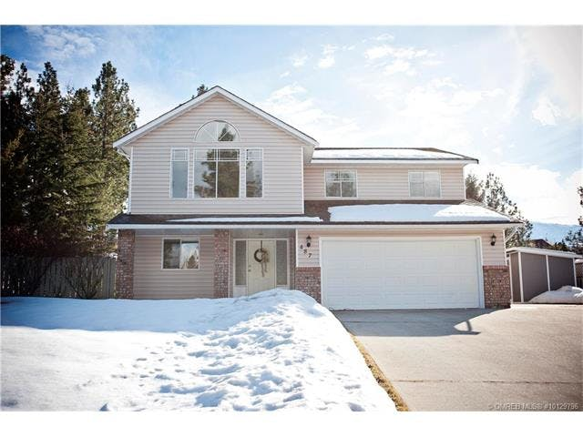 FEATURED LISTING: 487 Curlew Drive Kelowna