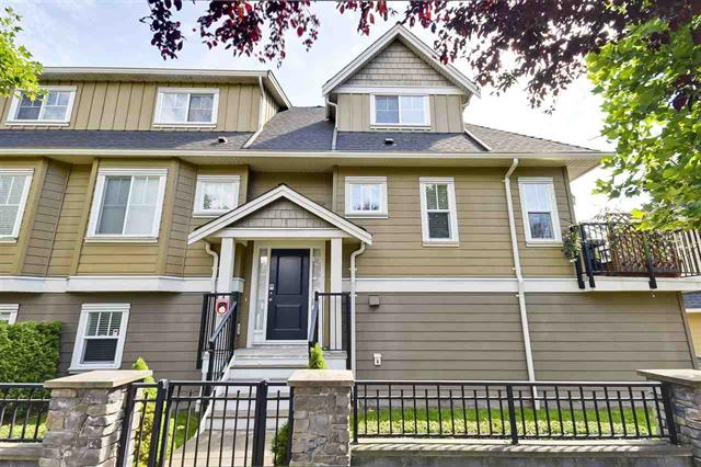 Main Photo: 2 4780 55B Street in Delta: Delta Manor Townhouse for sale (Ladner)  : MLS®# R2084360