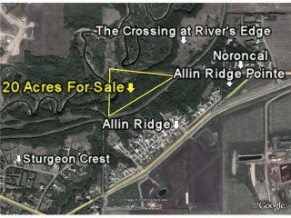 Main Photo: : Rural Sturgeon County Rural Land/Vacant Lot for sale : MLS® # E3382179