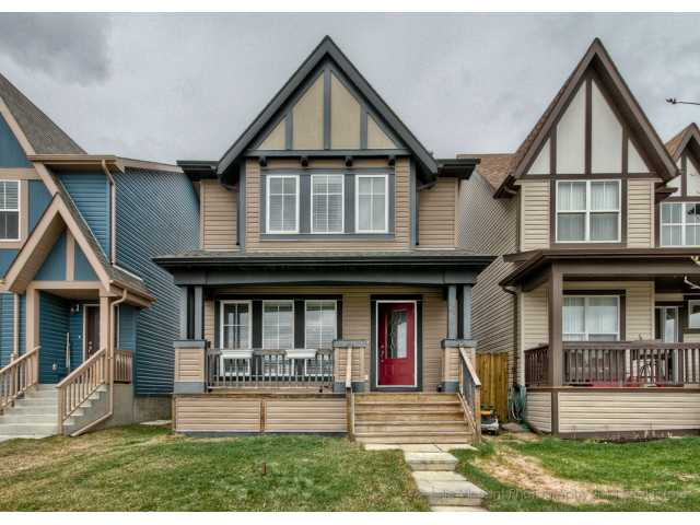 Main Photo: 11 New Brighton Heath SE in : New Brighton House for sale (Calgary)  : MLS® # C3613392