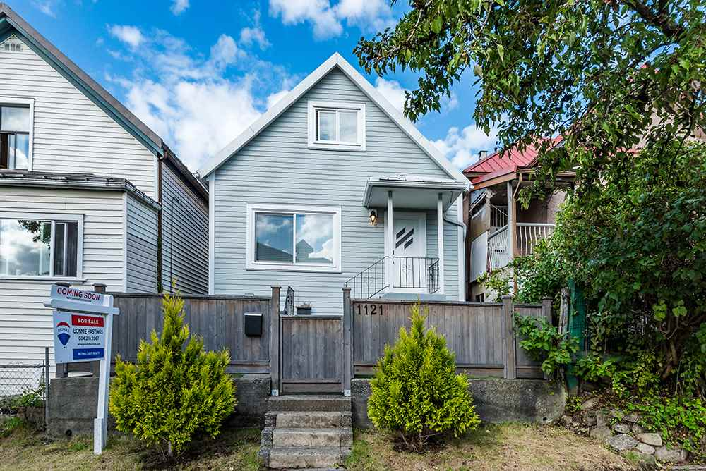 FEATURED LISTING: 1121 KEEFER Street Vancouver