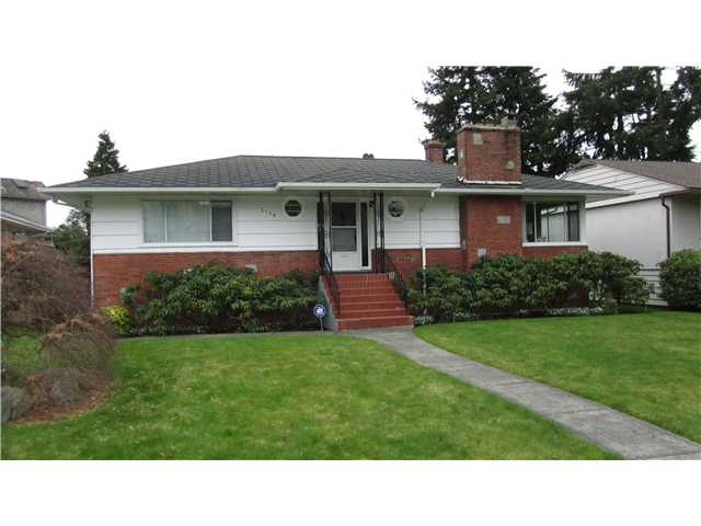 Main Photo: 2134 W 53RD Avenue in Vancouver: S.W. Marine House for sale (Vancouver West)  : MLS®# V994540