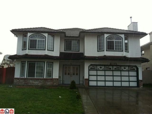 Main Photo: 3197 GOLDFINCH Street in Abbotsford: Abbotsford West House for sale : MLS® # F1312433