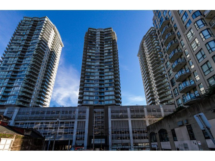 Main Photo: 2801 892 CARNARVON STREET in New Westminster: Downtown NW Condo for sale : MLS® # R2036501