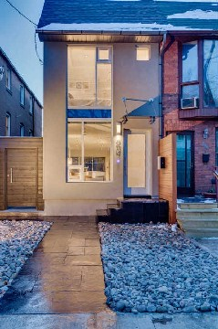 Main Photo: 204 Munro St in Toronto: South Riverdale Freehold for sale (Toronto E01)  : MLS® # E2883296