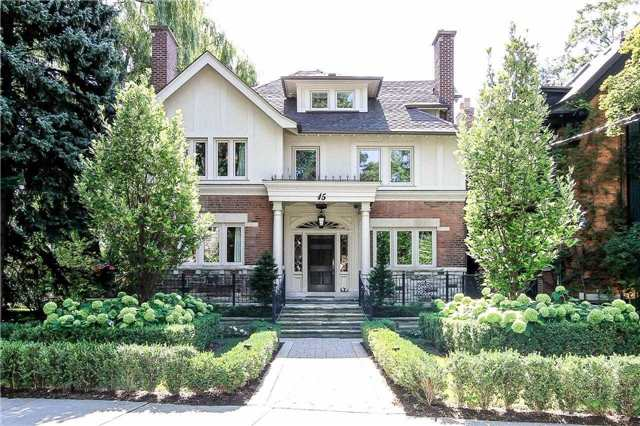 Main Photo: 15 Castle Frank Cres in Toronto: Rosedale-Moore Park Freehold for sale (Toronto C09)  : MLS® # C3608577