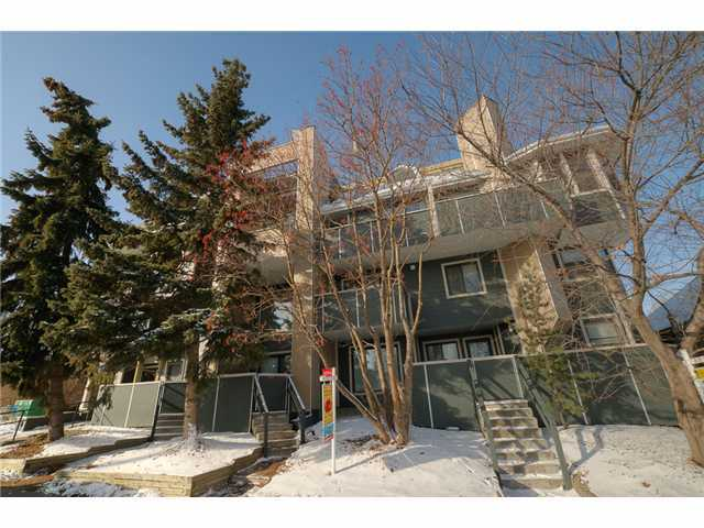 Main Photo: 103 1817 14A Street SW in CALGARY: Bankview Condo for sale (Calgary)  : MLS® # C3547785
