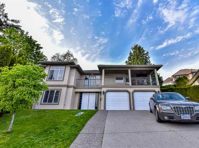 Main Photo: 1867 Knox Terrace in Abbotsford: Abbotsford East House for sale : MLS® # R2061579