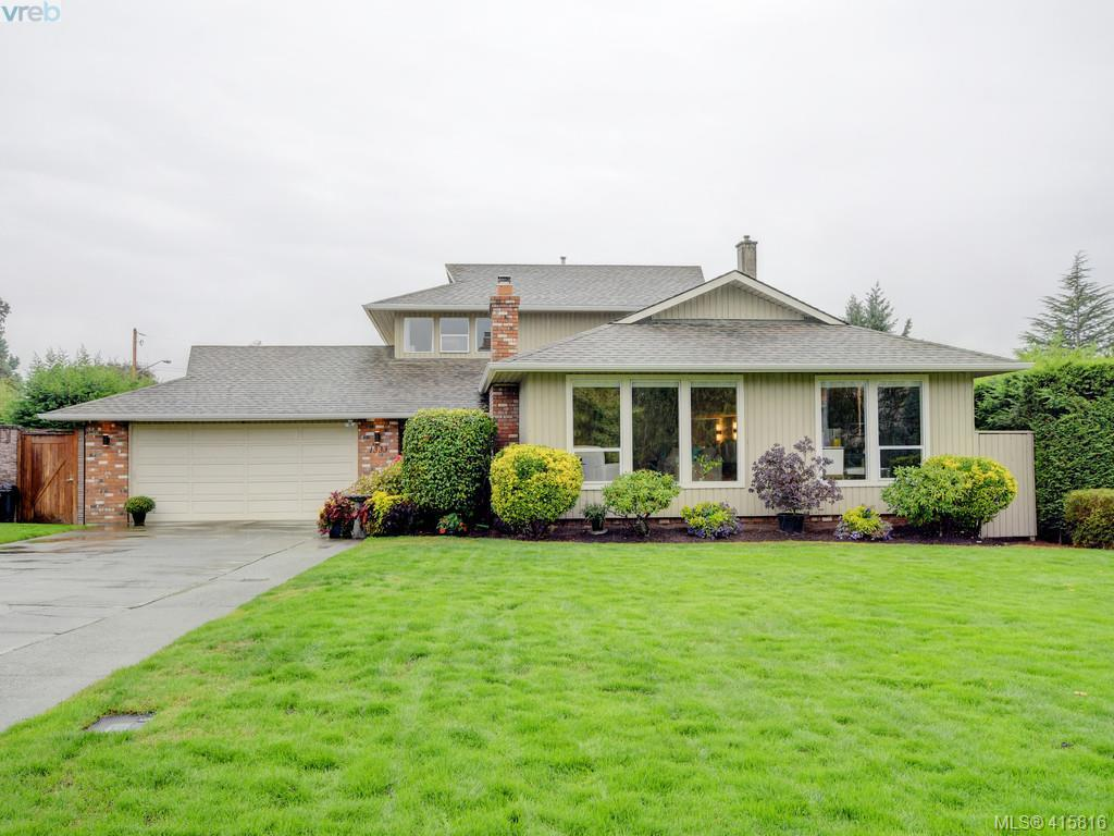 FEATURED LISTING: 1333 Le Burel Pl BRENTWOOD BAY