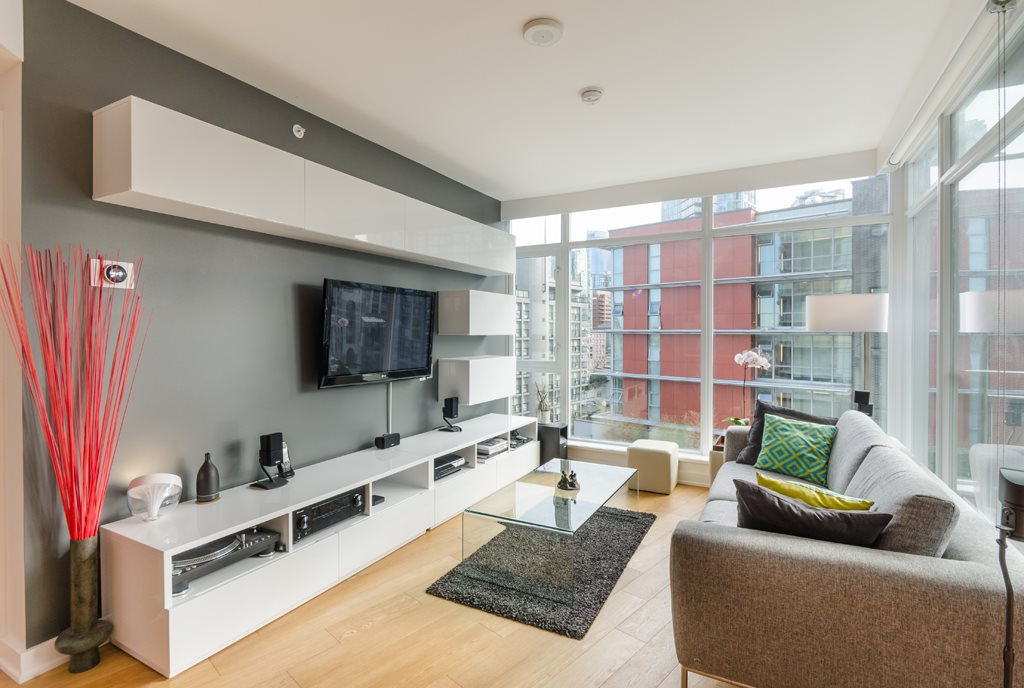 Main Photo: 1205 1372 SEYMOUR STREET in Vancouver: Yaletown Condo for sale (Vancouver West)  : MLS® # R2082760