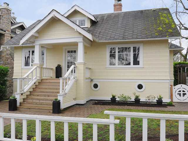 "Main Photo: 3494 W 20TH Avenue in Vancouver: Dunbar House for sale in ""DUNBAR"" (Vancouver West)  : MLS®# V938229"