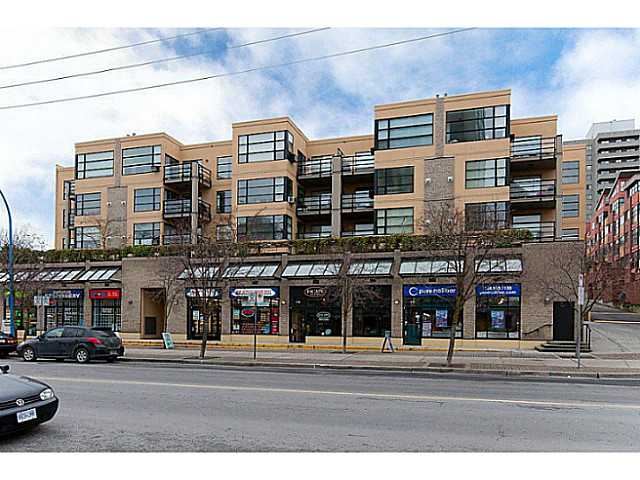 FEATURED LISTING: 402 - 124 3RD Street West North Vancouver