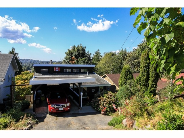 Main Photo: 244 MONTGOMERY Street in Coquitlam: Central Coquitlam House for sale : MLS®# V1081469