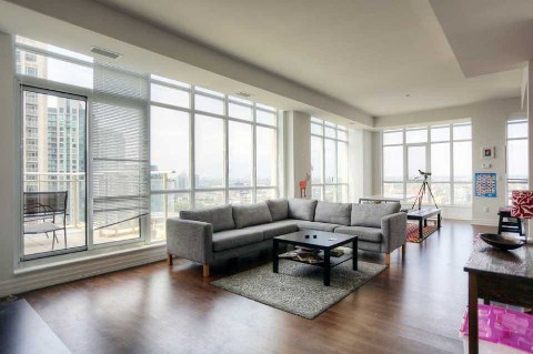 FEATURED LISTING: 2603 - 21 Grand Magazine Street Toronto