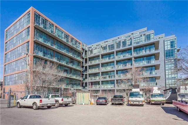 Photo 9: 5 Hanna Ave Unit #445 in Toronto: Niagara Condo for sale (Toronto C01)  : MLS® # C3551113