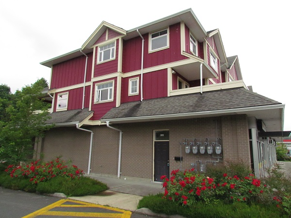 Main Photo: #205 30461 Blueridge Drive in Abbotsford: Abbotsford West Townhouse for rent