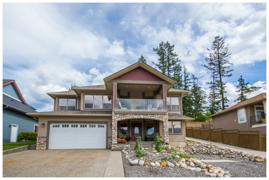 Main Photo: 1720 Northeast 24 Street in Salmon Arm: Lakeview Meadows House for sale (NE Salmon Arm)  : MLS® # 10105842