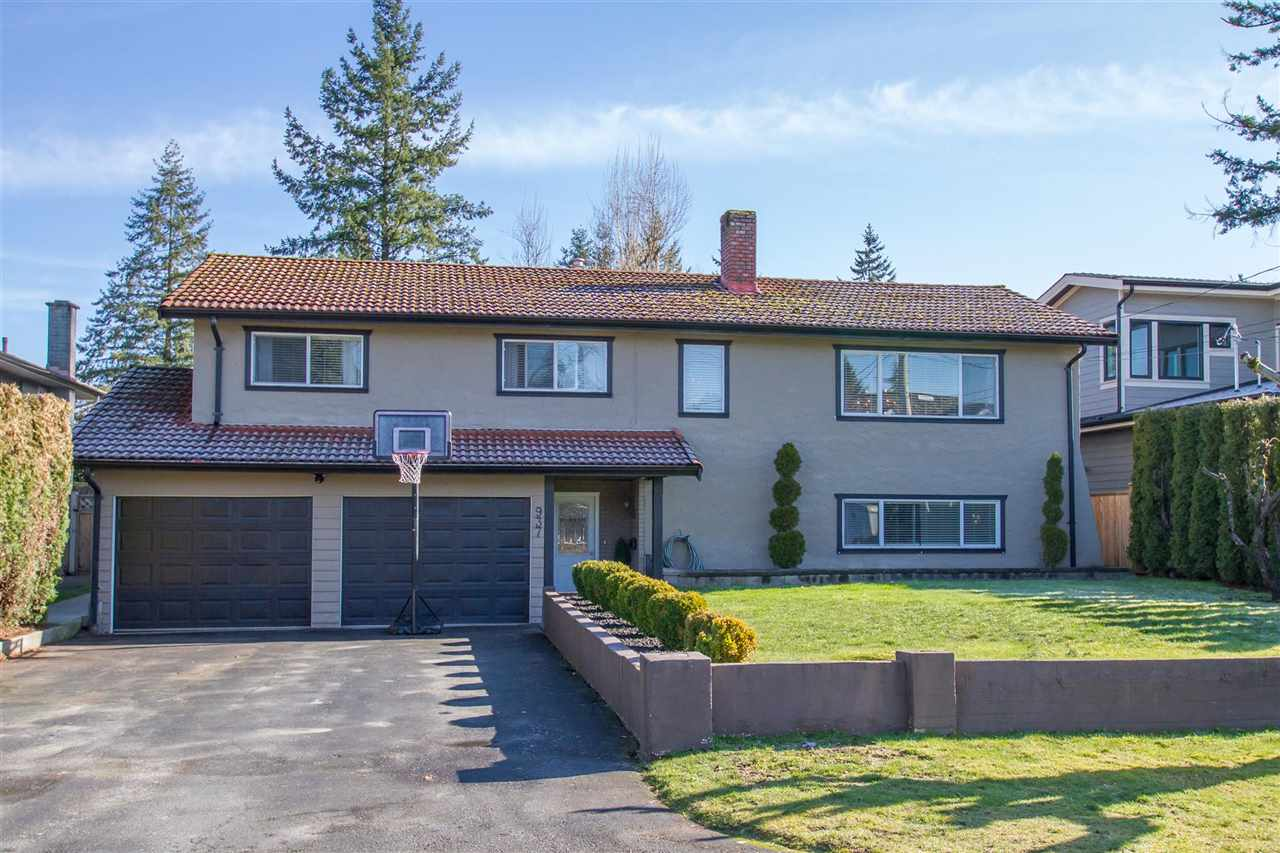 FEATURED LISTING: 937 JARVIS Street Coquitlam