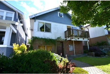 Main Photo: 4248 Eton St in Burnaby: Vancouver Heights House for sale (Burnaby North)  : MLS® # V1131132