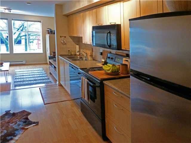 "Main Photo: 205 1503 W 65TH Avenue in Vancouver: S.W. Marine Condo for sale in ""THE SOHO"" (Vancouver West)  : MLS® # V981227"