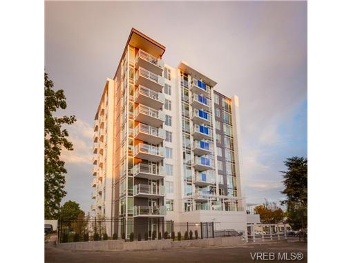 Main Photo: 306 1090 Johnson Street in : Vi Downtown Residential for sale (Victoria)  : MLS® # 332500